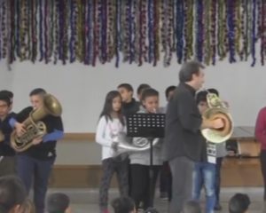 Concert Un infant un instrument