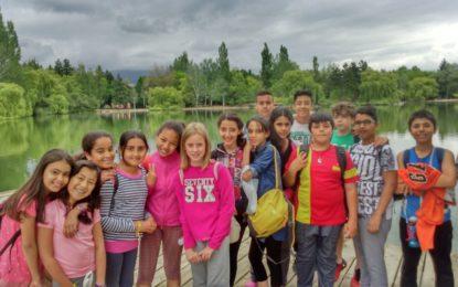 Colònies de 6è a La Cerdanya (dimecres)