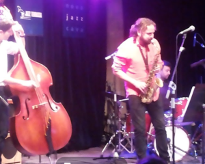 Concert a la Jazz Cava amb 6è