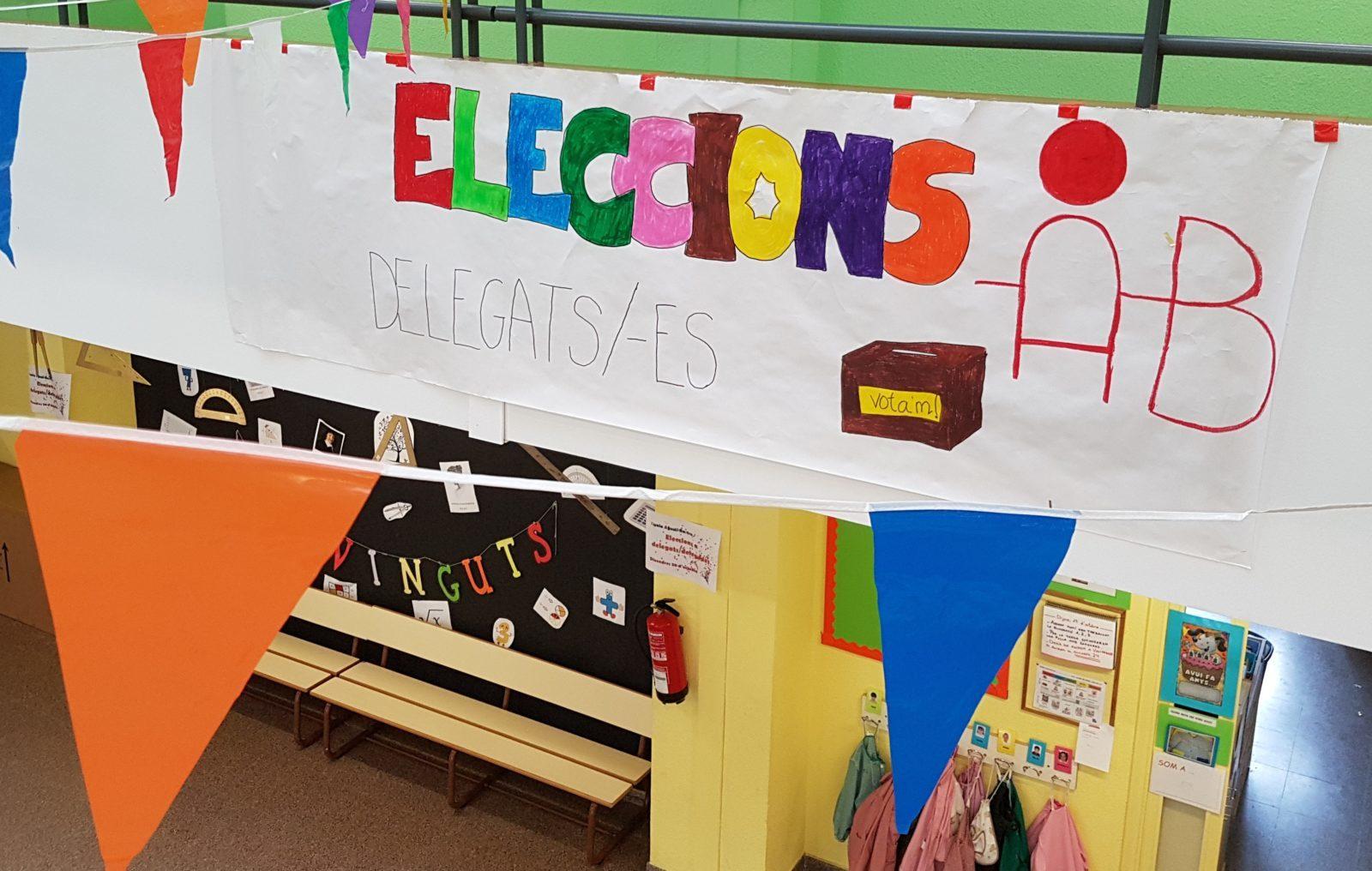 Les votacions per ser delegats