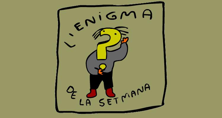 Segon enigma