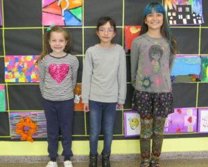 Guanyadores del concurs d'enigmes de l'escola