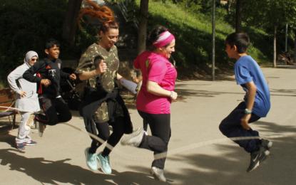 DEFC. Dia de l'educació física al carrer 2018