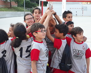 Torneigs de bàsquet benjamí i aleví curs 2017-2018