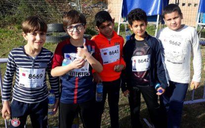 Campionat comarcal de cros 2018