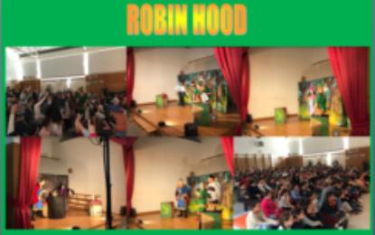 Robin hood: Theatre play