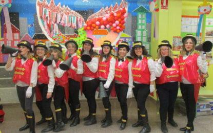 La setmana carnavalera a educació infantil