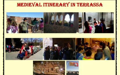 Itinerari medieval en anglès