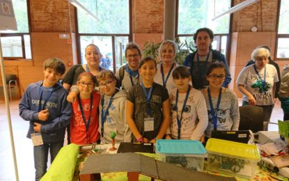 Jornada programa de programació i robòtica educatives 2019