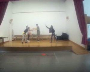 El cirque du Soleil ha arribat a l'escola