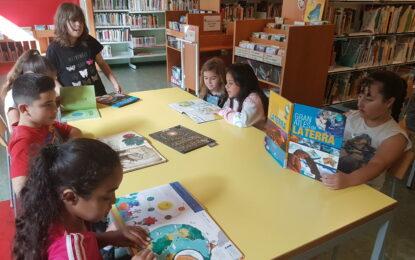 Biblioteca 5è