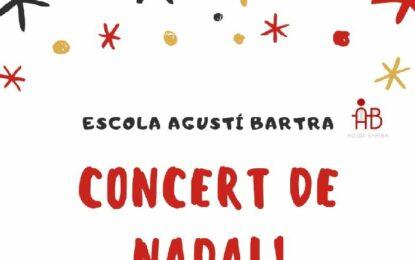 Concert de Nadal d'educació infantil 2019
