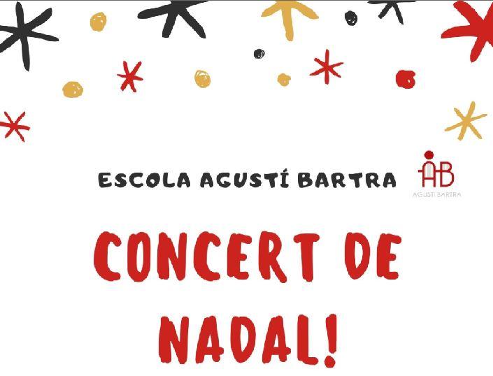 Concert de Nadal de cicle inicial 2019