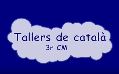 Tallers de català de tercer