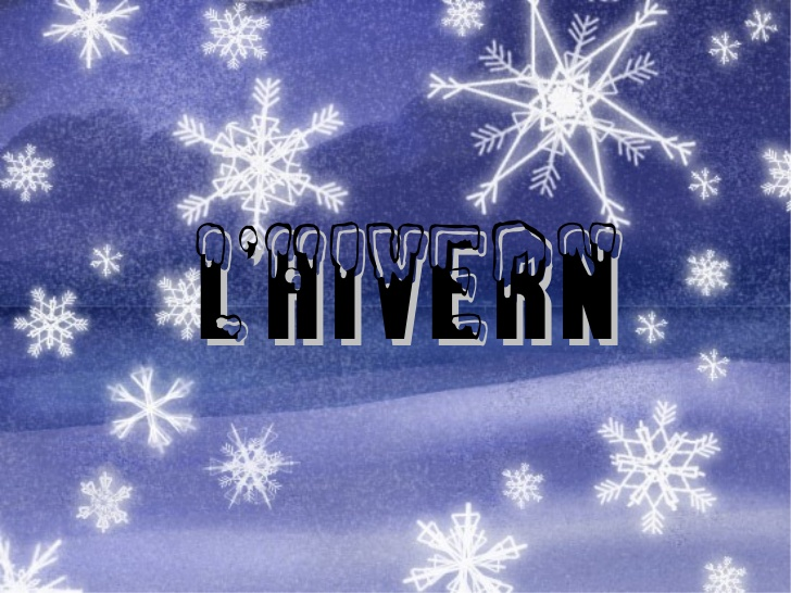 TREBALLEM L'HIVERN A P3