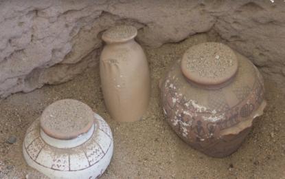 Sortida al campus arqueològic del museu egipci a Palau-Solità i Plegamans
